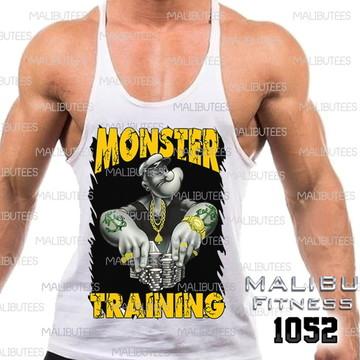 0859a81fc Camiseta Regata Masculina Chapolin Tatuado