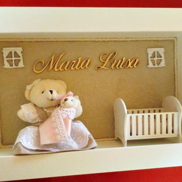 Porta Maternidade Maria Luisa
