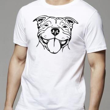 camisetas cachorro Pitbull 3