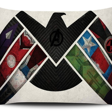 Almofada Personalizada Vingadores 01