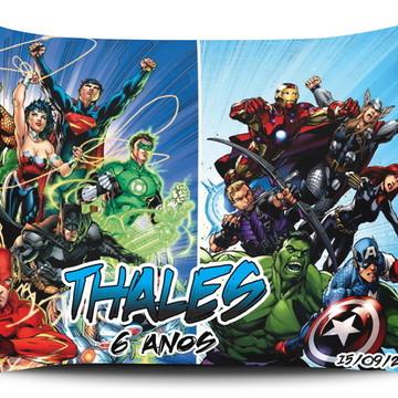 Almofada Personalizada Vingadores 15