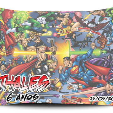 Almofada Personalizada Vingadores 18