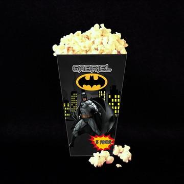 Caixa p/ Pipocas Batman