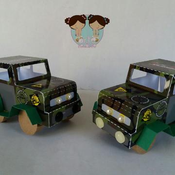 Caixa jeep jipe