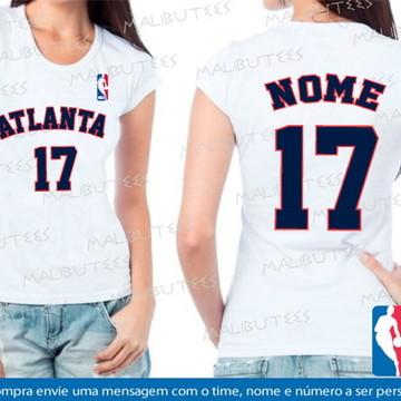 baby look basquete atlanta