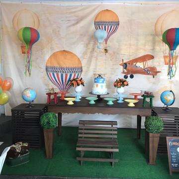 Festa baloes