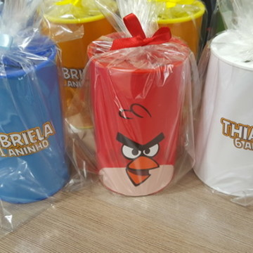 Cofrinho - Angry Birds