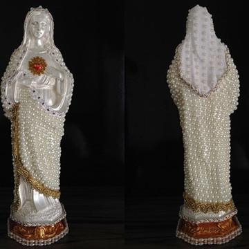 Sagrado Coração de Maria - 30cm