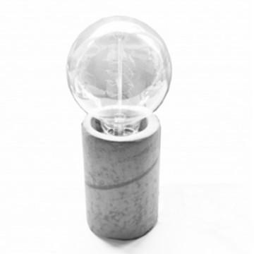 Mini Luminária de Concreto