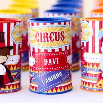 Cofrinho Circo