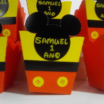 Cachepot Mickey