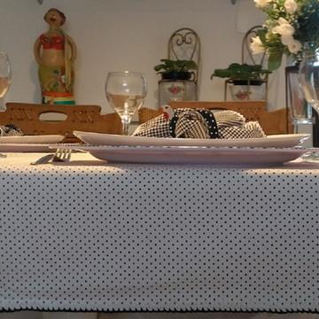 Toalha de mesa para copa Pois