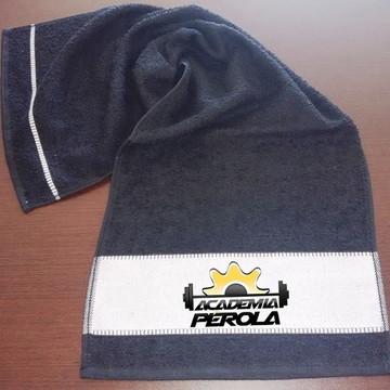 Toalha Fitness Faixa Personalizada