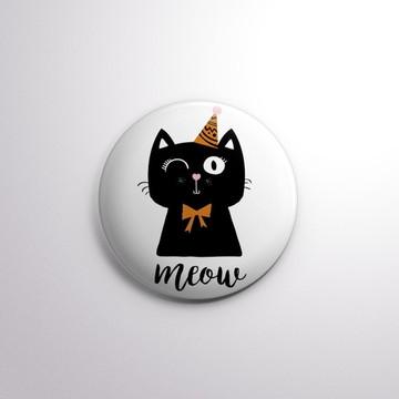 Botton - Meow