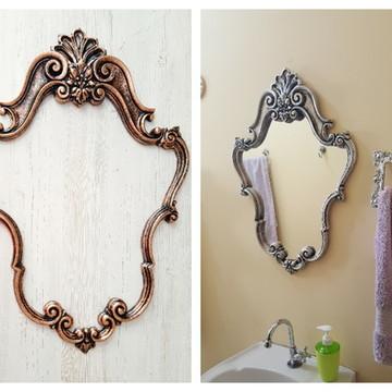 Espelho Veneziano Estilo Princesas