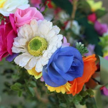 Coroa de flores Natureza
