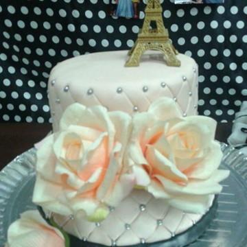 Kit festa personalizado bolo e doces
