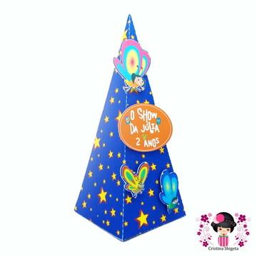 Caixa Cone Show da Luna