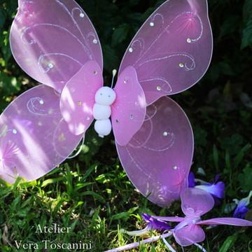 Asa de borboleta (kit)