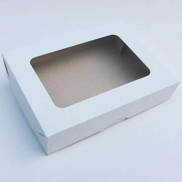 Caixa Visor Retangular - 19 x 15,5 x 4 - BR