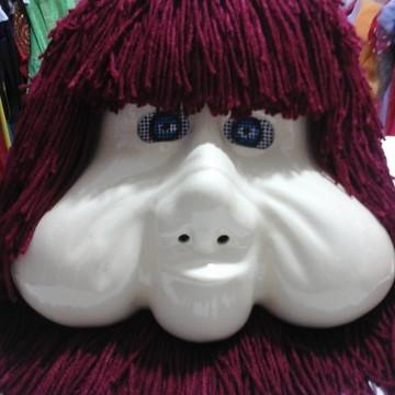 Máscara Do Fofão/produto Novo/palhaçaria