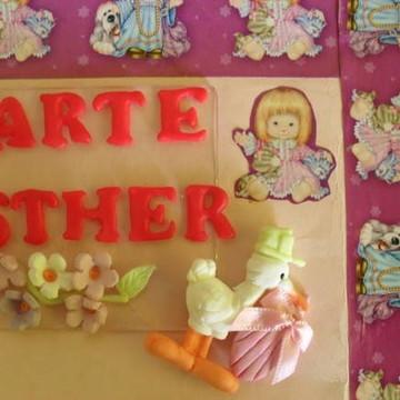 lembrança de maternidade / chá de bebê