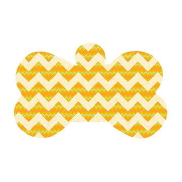 Ossinho Listrado em Amarelo