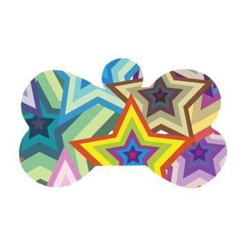 Ossinho Estrelas Coloridas
