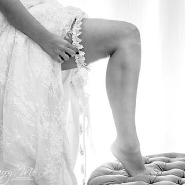 Liga da Noiva - Guipir simples