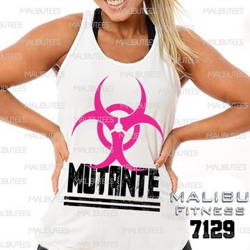 regata feminina academia gym mutante