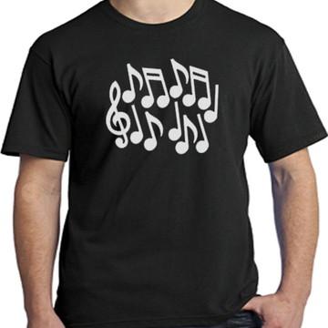 3057- Camisetas Music