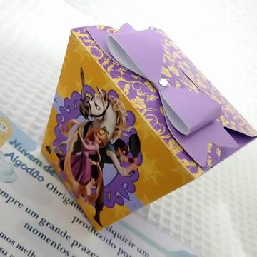 Caixa Sushi - Rapunzel/Enrolado