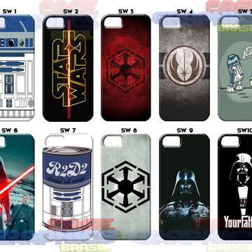 Capa Celular Star Wars Jedi Anakin Droid Filme Personalizado