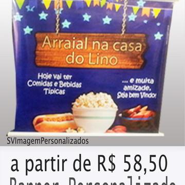 Banner ou Painel Festa Junina