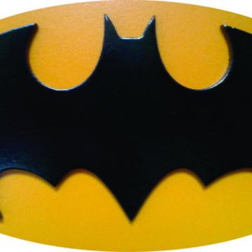 Símbolo Do Batman Elo7