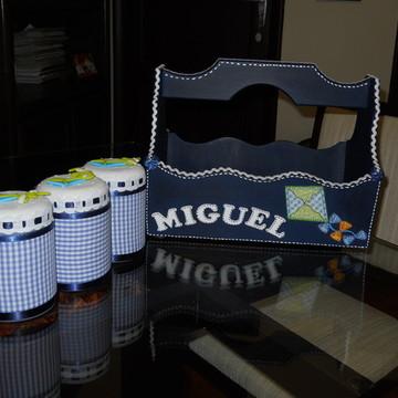Kit higiene Menino pipa