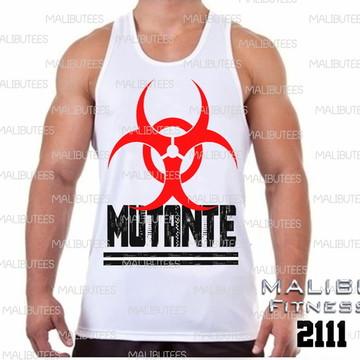 regata masculina academia gym mutante