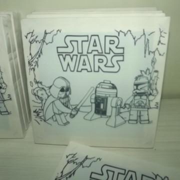 Tela de Pintura Personalizada Star Wars
