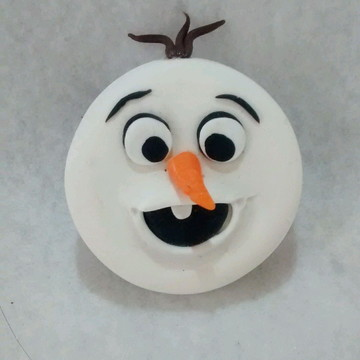 Olaf - Latinha Mint to be