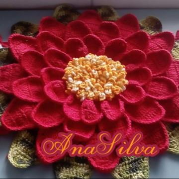 Trilho de mesa Flor Margarida