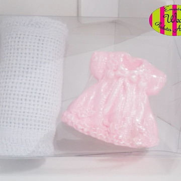 Kit Spa Baby Chá de bebê Menina