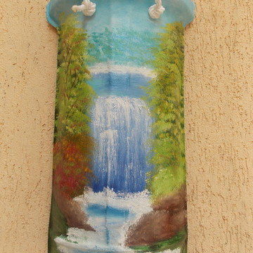 Cachoeira na Telha