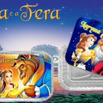 Kit Festa A Bela e a Fera