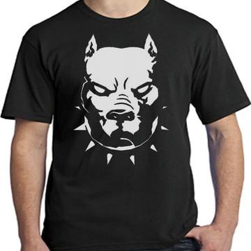 Camisetas cachorro Pitbull 4