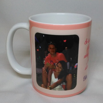 Xícara de Porcelana Personalizado