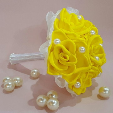 Mini buquê 6 flores