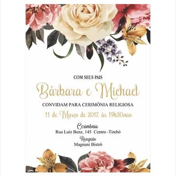 Convite Casamento Express 02