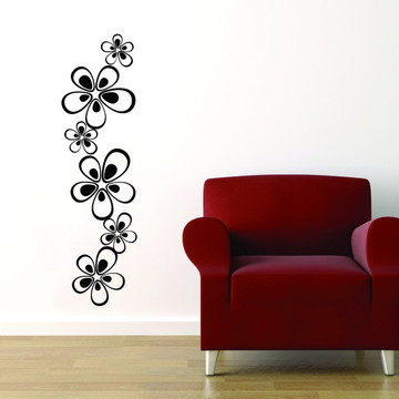 Adesivo - FLORAL - Flores Diferentes