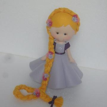 Rapunzel de feltro