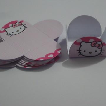 Forminha Hello Kitty estampada